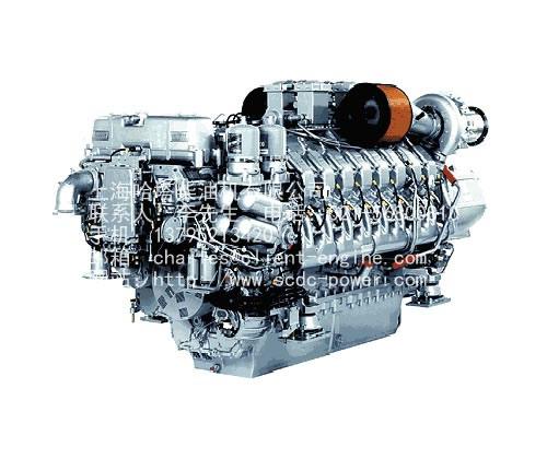 ENGINE MOTOR -MTU ENGINE|4000 series