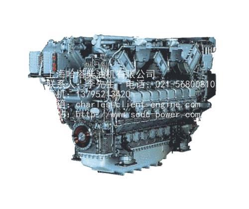 ENGINE MOTOR -MTU ENGINE|595 series